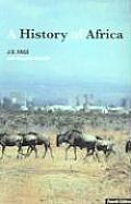 History Of Africa 4th Edition