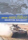 Routledge Atlas of Arab Israeli Conf 7TH Edition