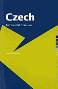 Czech: An Essential Grammar Cover