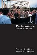 Performance: A Critical...