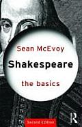 Shakespeare The Basics 2nd Edition