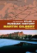 Routledge Atlas Of Russian History 4th Edition
