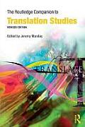 The Routledge Companion to Translation Studies