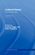 Cultural Theory: The Key Concepts (Routledge Key Guides) Cover