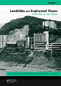 Landslides and Engineered Slopes. from the Past to the Future, Two Volumes + CD-ROM: Proceedings of the 10th International Symposium on Landslides and