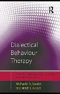 Dialectical Behaviour Therapy Distinctive Features