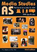 As Media Studies: The Essential Introduction for Aqa
