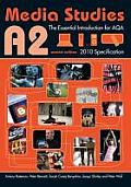 A2 Media Studies: The Essential Introduction for Aqa (Essentials) Cover