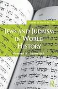 Jews and Judaism in World History Cover