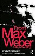 From Max Weber: Essays in Sociology (09 Edition)