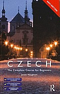 Colloquial Czech: The Complete Course for Beginners (Colloquial) Cover