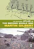 Routledge Atlas of Second World War (09 Edition)