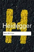 Basic Writings: Martin Heidegger Cover