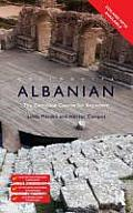 Colloquial Albanian (Colloquial) Cover