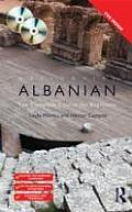 Colloquial Albanian Cover