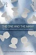 The One and the Many: Relational Approaches to Group Psychotherapy (Psychoanalysis in a New Key Books)
