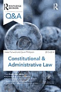 Q&A Constitutional & Administrative Law 2013-2014 (Questions and Answers)