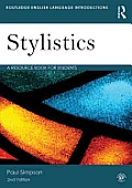 Stylistics A Resource Book For Students