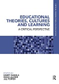 Educational Theories, Cultures and Learning Cover