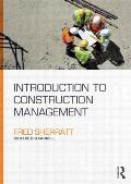 Introduction to Construction Management