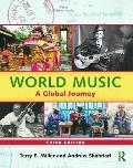 World Music : Global Journey With 3 CD's (3RD 12 Edition)