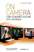 On Camera How to Report Anchor & Interview
