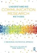 Understanding Communication Research Methods: A Theoretical and Practical Approach