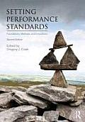 Setting Performance Standards: Foundations, Methods, and Innovations