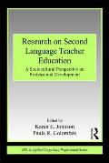 Research on Second Language Teacher Education (10 Edition)
