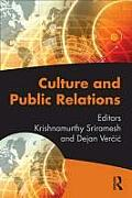 Culture and Public Relations: Links and Implications (Routledge Communication) Cover