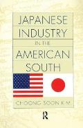 Japanese Industry in the American South