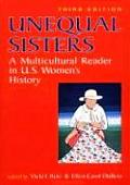 Unequal Sisters A Multicultural Read 3rd Edition