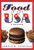 Food In The Usa A Reader