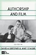 Authorship and Film (AFI Film Readers) Cover