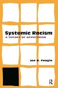 Systemic Racism A Theory Of Oppression