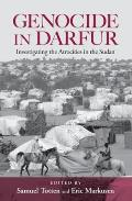 Genocide in Darfur Investigating the Atrocities in the Sudan