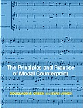Principles & Practice Of Counterpoint Volume 1