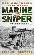Marine Sniper: 93 Confirmed Kills Cover