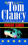 Patriot Games (Jack Ryan Novels) Cover