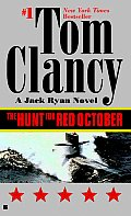 The Hunt for Red October (Jack Ryan Novels) Cover