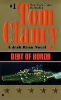 Debt of Honor (Jack Ryan Novels)