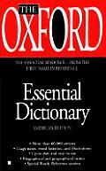Oxford Essential Dictionary American Edition