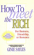 How To Meet The Rich For Business Friend