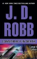 Conspiracy in Death Cover