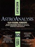 Capricorn Astroanalysis Updated