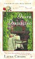 Death by Darjeeling (Tea Shop Mysteries) Cover