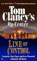 Line of Control (Tom Clancy's Op-Center) Cover