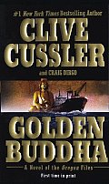 Golden Buddha (Oregon Files) Cover
