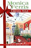 Crewel Yule (Needlecraft Mysteries) Cover