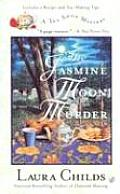 The Jasmine Moon Murder (Tea Shop Mysteries) Cover